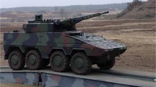 Germania a trimis tancuri suplimentare în Lituania