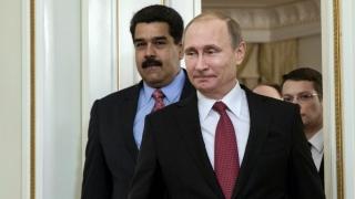 Venezuela are doi preşedinţi?! Maduro, recunoscător lui Putin