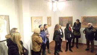 Constănțeanca Lelia Rus Pîrvan expune la Palazzo De Petra