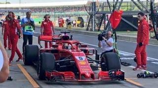 Sebastian Vettel s-a impus pe circuitul de la Silverstone