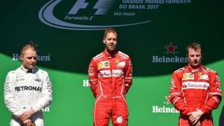Vettel a câștigat Marele Premiu al Braziliei