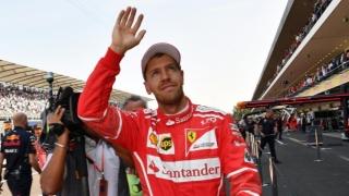 Vettel va pleca din pole position pe Autodromo Hermanos Rodriguez