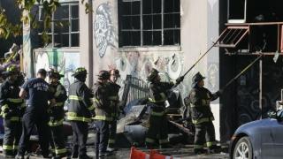 Cel puţin 33 de morţi şi zeci de dispăruţi, în urma incendiului din oraşul american Oakland