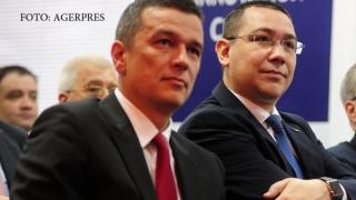 """Victor Ponta """"a preluat puterea"""" la Guvern: Unde a plecat Sorin Grindeanu"""