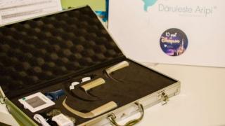 Dispozitiv medical inedit în dotarea Secției de Terapie Intensivă Nou-născuți Constanța