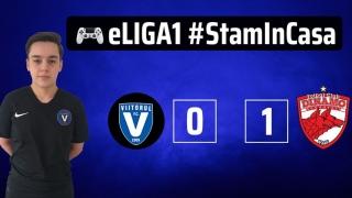 Viitorul pierde teren în lupta pentru primele poziţii în eLiga 1