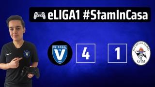 A şasea victorie pentru Viitorul în eLiga 1