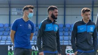 Viitorul Constanţa a pierdut cu 1-2 meciul de pe teren propriu cu Dinamo