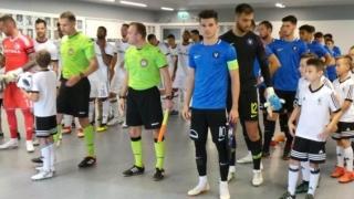 Viitorul, înfrângere clară în amicalul cu Legia