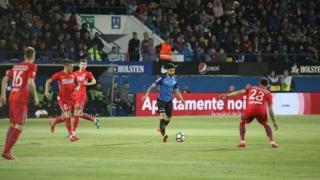 FC Viitorul, aproape de victorie în partida cu FCSB