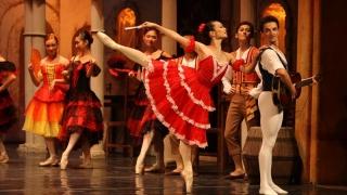 """Visătorul Don Quijote a deschis stagiunea Teatrului """"Oleg Danovski"""""""