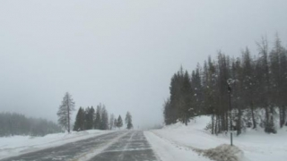 Atenție! Încep ninsorile și viscolul!