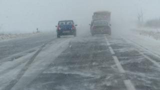 Iată cum se circulă pe drumurile din județul Constanța. Ce spun autoritățile