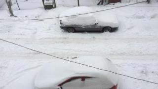 Atenţionare MAE: Cod galben pentru zăpadă, polei şi vânt puternic marţi în Bulgaria