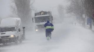 Viscol puternic în Grecia! Mai multe victime, din cauza gerului și ninsorii