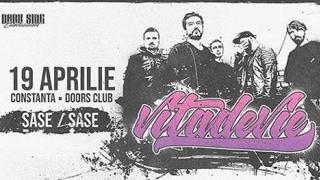 Cel mai nou album al trupei Vița de Vie, prezentat în turneul ȘASE/ȘASE