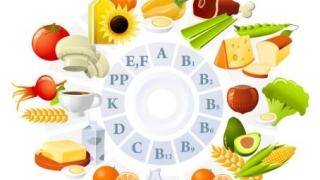 Vitamine și minerale recomandate în sezonul rece