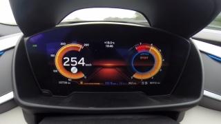 Record de viteză pe Autostrada A1: un bucureștean a circulat cu 254 km/h