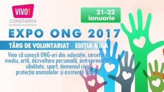 VIVO! Constanța găzduieşte EXPO ONG, ediția a 2-a!