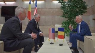 Vizită-fulger în România a secretarului Departamentului de Stat al SUA