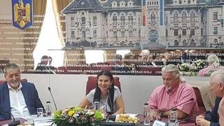 Ministrul Sănătății, Sorina Pintea, la Craiova. Vezi de ce!