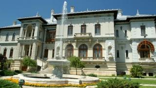Palatul Cotroceni, iluminat în mov, de Ziua Internațională a Luptei împotriva Epilepsiei