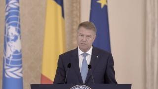 Iohannis va prezenta marţi, în Parlamentul European, viziunea României privind viitorul UE