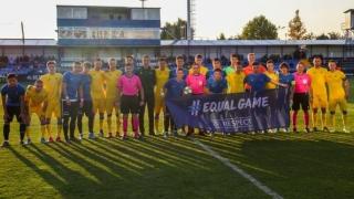 În UEFA Youth League, Viitorul a remizat cu Domzale