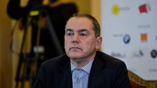 Manifestație de susținere pentru fostul ministru al Culturii, Vlad Alexandrescu