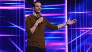 """Vlad Bieltz merge în finala iUmor, sezonul 10!  Cheloo: """"Respect! Ai toată admirația mea"""""""