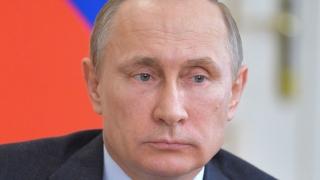 Vladimir Putin transmite condoleanţe după moartea lui Vitali Ciurkin