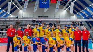 Voleibaliştii tricolori, două înfrângeri în preliminariile CM din 2018
