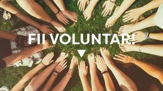 Voluntarii își unesc forțele pentru și mai mult bine! Ce activități au