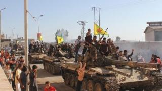 Voluntari străini în războiul cu Turcia