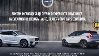 Transformă fiecare călătorie într-o experiență unică alături de  cele mai premiate mașini Volvo