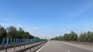 Vor fi plantate perdele forestiere pe Autostrada A2