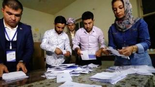 Voturi numărate la mână în Irak... Sunt vreo 11 milioane