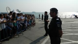 Vrei să participi la Ziua Marinei? Ai grijă la bagaje și copii!