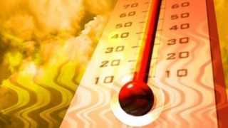 Vreme va fi călduroasă în următoarele zile. Unde va fi caniculă