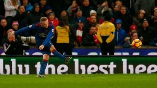 Wayne Rooney, cel mai bun marcator din istoria lui Manchester United