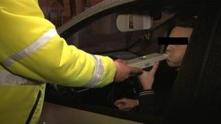 Weekend cu şoferi beţi şi fără permis! Ce a făcut Poliţia