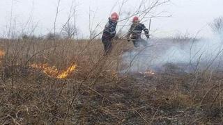 Weekend de foc pentru pompieri!