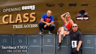 Grand Opening Weekend la Doors Club