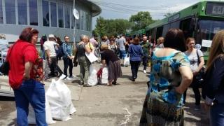 Prefectura Constanţa distribuie buletinele de vot pentru alegerile locale