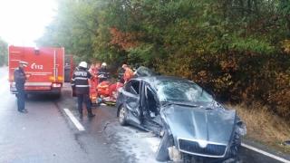 Accident grav între Costinești și 23 August! Două persoane au decedat!