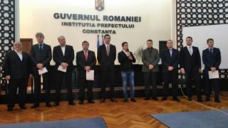 Noii parlamentari PSD de Constanța și-au primit mandatele