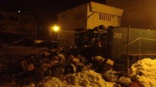 Mai sunt probleme de colectare a gunoiului în anumite zone ale Constanţei