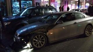 Accident grav la Sala Sporturilor! Mai multe autoturisme implicate!