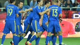 Naţionala Albaniei, învinsă de Ucraina într-o partidă amicală