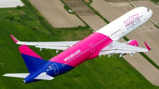 Un avion Wizz Air s-a întors de urgenţă pe aeroportul Henri Coandă după impactul cu o pasăre
